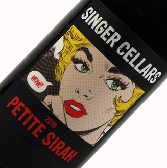 Petite Sirah-SILVER Medal       1 Case