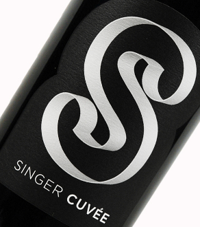 Singer Cuvee- Red Bordeaux Blend     1 Case
